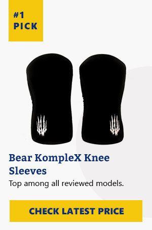 Best Knee Sleeves