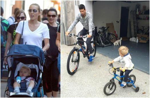 The support family behind Novak Djokovic's unparalleled ...