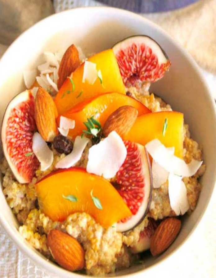 Fitness breakfasts: 22 healthy and quick breakfast ideas
