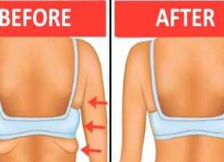 Back and Armpit Fat workout