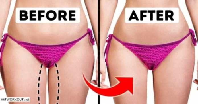 How to get thinner thighs