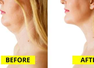 Effective exercises to lose the neck fat