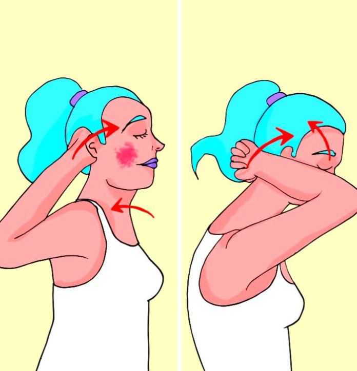 neck and shoulder pain exercises and stretches