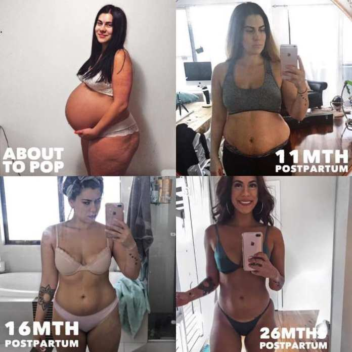 This woman changed her diet in a single step and lost 30 kg