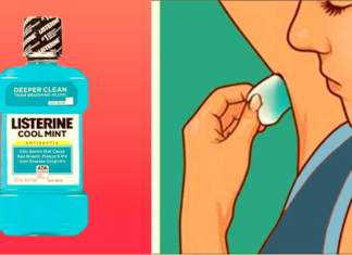 14 Amazing Uses For Listerine That Make Your Life Easier