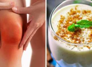 This drink could help strengthen knees, rebuild cartilage and ligaments