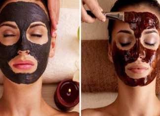 Natural homemade face masks and scrubs for clear skin
