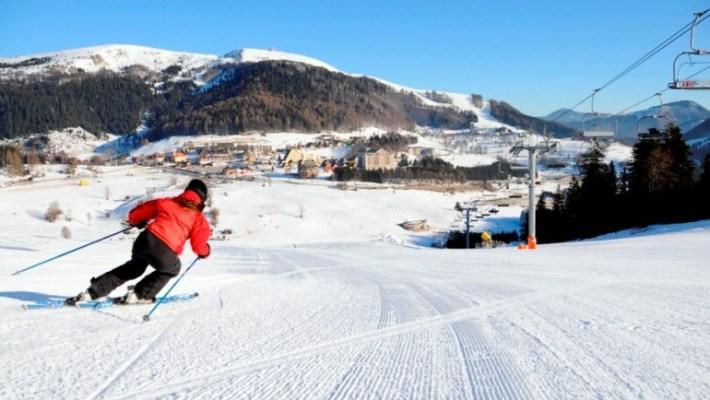 Technika jazdy na nartach. SKRĘTY