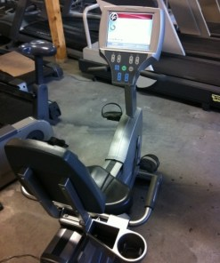 Life fitness 95 RE lezeci bicikl sa TV-om