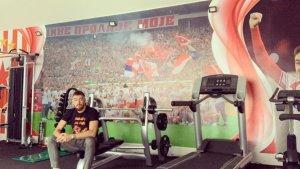 Pavkov gym Begeč