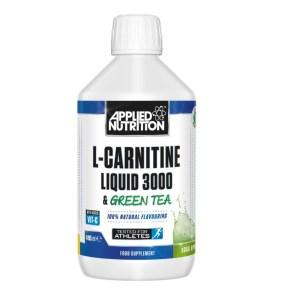 Applied Nutrition L-Carnitine 3000 & Green Tea 495ml
