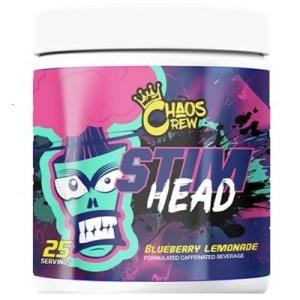 Chaos Crew Stim Head 208g