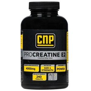 CNP Pro Creatine E2 240 Capsules