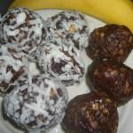 Chocolate Shakeology Date Ball Cookie