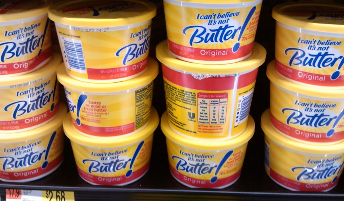 11-unhealthy-foods-margarine