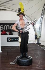 Smartpirat Bodypainting (1)