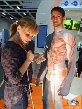 Anatomie Bodypainting 2013_3