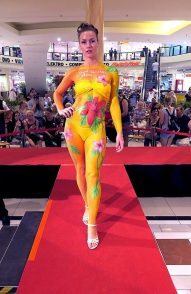 Event Bodypainting Flowers 2b