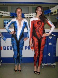 Promotion Bodypaint Berner