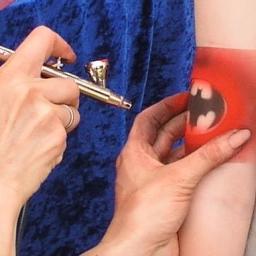 Airbrush Tattoos Kinder Animation