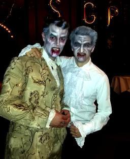 Facepainting Halloween Schminken Party 1