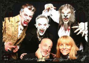 Facepainting Halloween Schminken Party