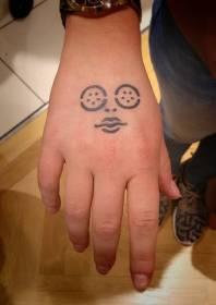 Airbrush Tattoo KaDeWe