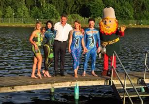 Bodypainting Fundora Schneeberg 2019