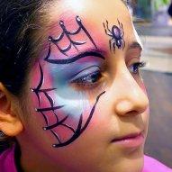 Halloween Kinderschminken Facepainting