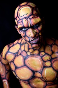 The Thing- Fantastic 4, M: Laurence, P: Isnapevents