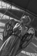 Angel in Front of Forum bpc