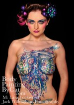 Glitter Tattoo for Illusion Magazine