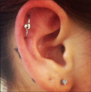 Orbital Piercing Pain Aftercare Jewelry Pictures Body