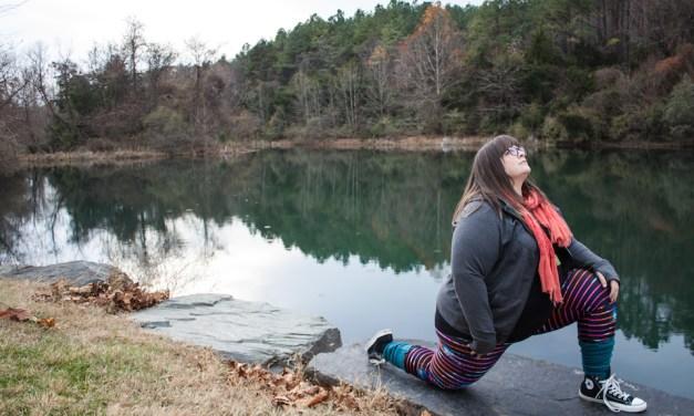 Plus size yoga pants: Lineagewear leggings review
