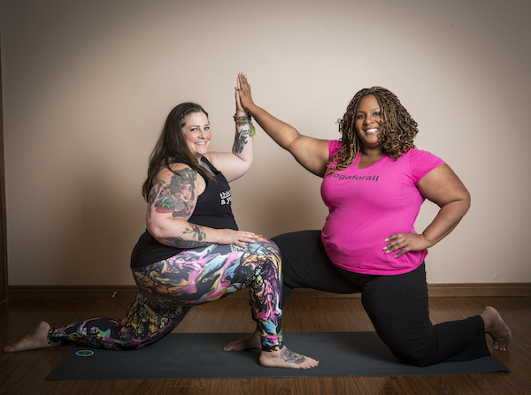 Yoga For All: Creating Body Positive Yoga Classes for All Shapes, Sizes & Abilities