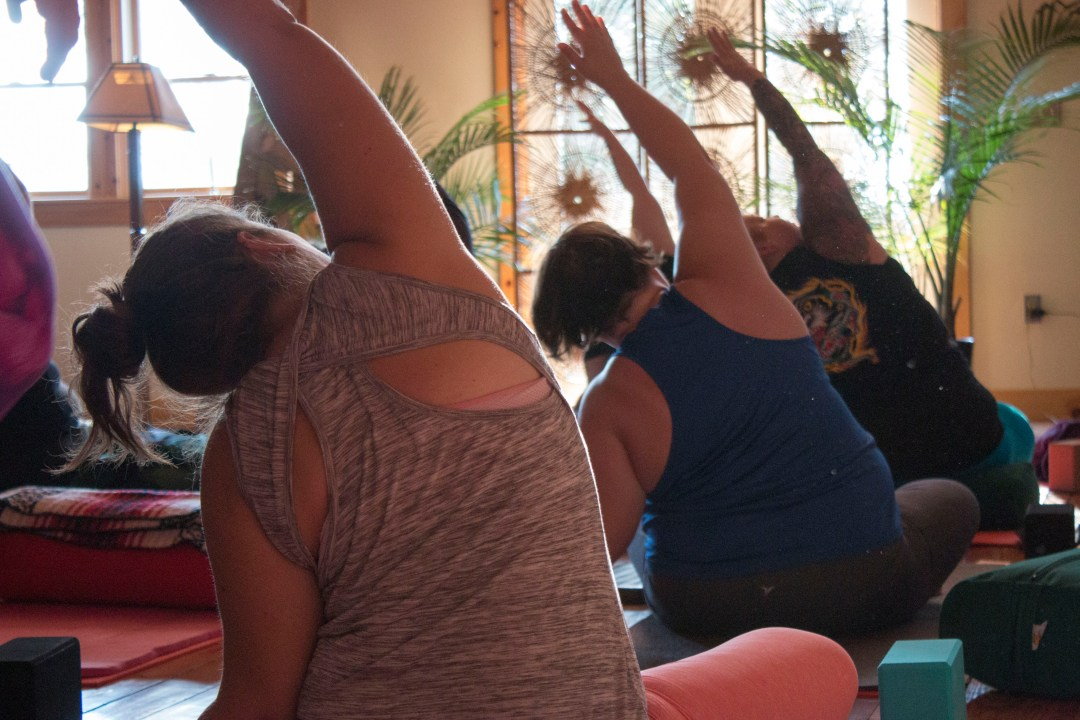 Body Positive Yoga Events