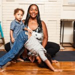 Kelley Carboni-Woods: mindful motherhood, self-care, and yoga