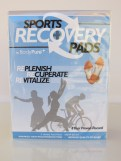 sports recovery foot patch packaging