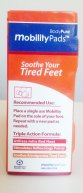 mobility foot patch box side b