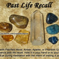 Crystals for Past Life Recall