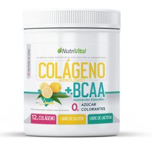 COLAGENO + BCAA NUTRIVITAL