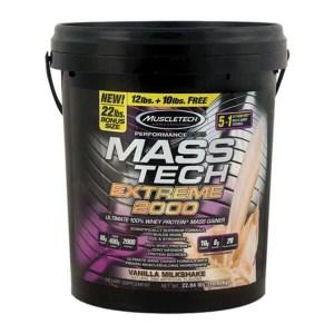 MASS TECH EXTREME 2000 22 LBS/ 10 KG