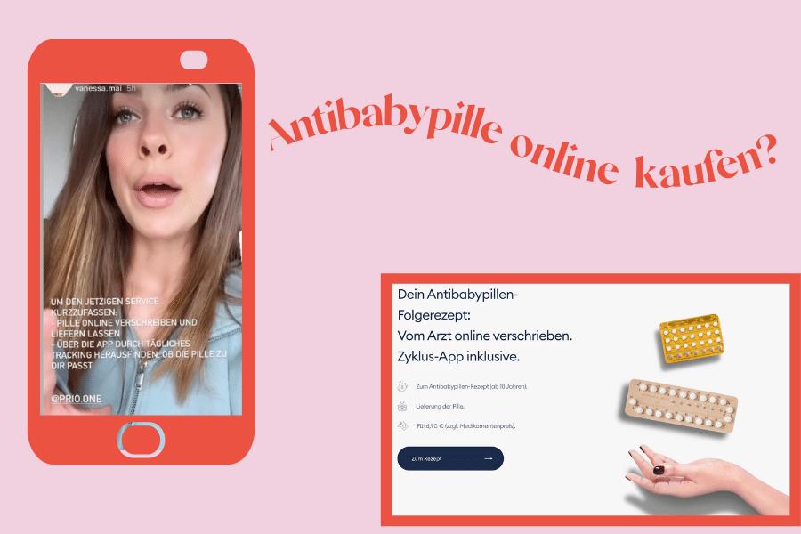 Prio One wollte mit Hilfe von Vanessa Mai die Pille online verkaufen!