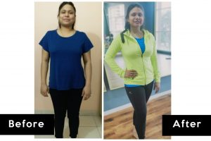 customised healthy diet & workout plan by BTS fitness India