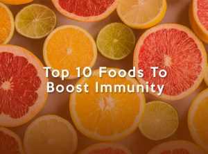immune boosting foods for stronger immune system
