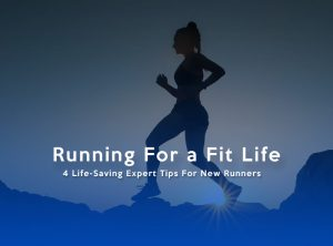 running for a fit life with Body Transformation System