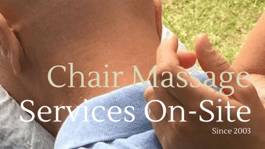 albany chair massage albany