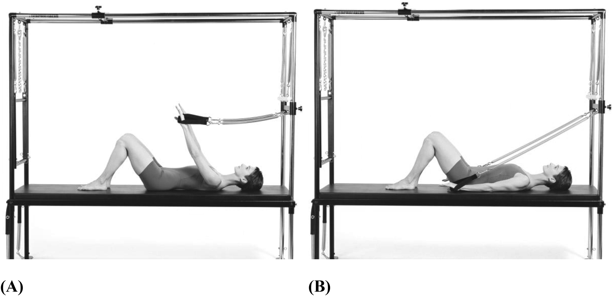 Equipment Based Pilates Reduces Work Related Chronic Low Back Pain And Disability A Pilot Study