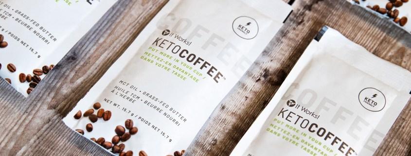 It Works Keto Kaffee Rezept