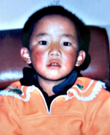 De verdwenen elfde Pänchen Lama